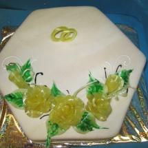Torta svadobná2