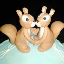 Torta veveričky