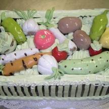 Torta zelenina